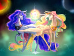 elements_of_harmony princess_celestia princess_luna saoiirse