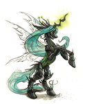 kenket queen_chrysalis