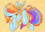 rainbow_dash sleeping varigo