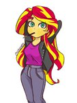chibicmps equestria_girls humanized sunset_shimmer