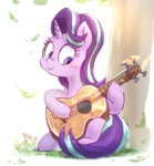 guitar highres nendo23 starlight_glimmer tree