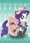bonniepink dress highres rarity