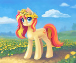 flowers maytee sunset_shimmer