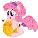 absurdres bees cotton_candy_(g1) g1 highres honey sunley