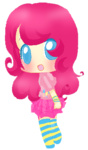 anime anime_as_fuck dress humanized nekoivy pinkie_pie