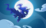 absurdres highres moon princess_luna wicklesmack