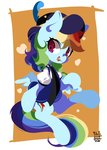 clothes hat rainbow_dash tohupo