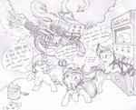 apple_bloom joey-darkmeat scootaloo sweetie_belle team_fortress_2
