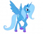 princess rubrony the_great_and_powerful_trixie