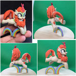 autumn_blaze fromamida highres kirin photo sculpture