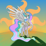 cutie_mark princess_celestia superkingc77
