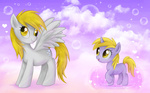 derpy_hooves dinky_hooves mn27