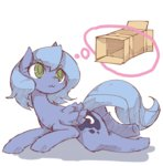 cardboard_box kolshica princess_luna young