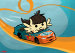 background_ponies blob car toy wild_fire willdrawforfood1