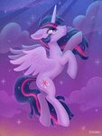 highres princess_twilight scheadar twilight_sparkle