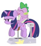 dm29 huge_jerk pony_ride_the_pony princess_twilight riding spike twilight_sparkle