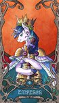 highres shining_armor soursketches tarot