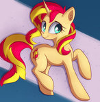 autumnvoyage highres sunset_shimmer