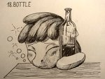 berry_punch bottle sa1ntmax traditional_art