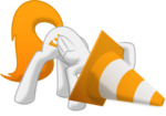logo parallax ponified transparent vlc
