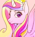 highres kanachoco princess_cadance