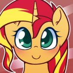 puetsua sunset_shimmer