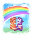 applejack highres rainbow rarijack rarijack-daily rarity shipping whitediamonds