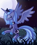 cocolli moon princess_luna tears