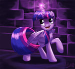 magic princess_twilight sirzi twilight_sparkle