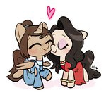 asami crossover cuteosphere korra lowres ponified the_legend_of_korra