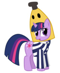 bananas_in_pajamas costume crossover halloween soup_(artist) transparent twilight_sparkle
