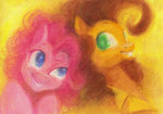cheese_sandwich pinkie_pie traditional_art wolfiedrawie