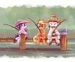applejack fishing fishing_pole hondo_flanks lake rarijack-daily rarity whitediamonds