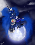big cloak highres jewelry princess_luna siberwar