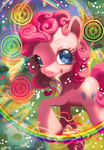 confetti hinoraito kite pinkie_pie planet rainbow
