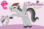 ponified rikuta starscream transformers