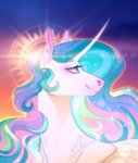 highres princess_celestia pumpkabooo