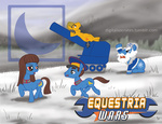 advance_wars blue_moon colin cyborgphilospher grit military olaf ponified sasha tank_(vehicle) weapon