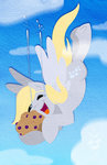betweenfriends derpy_hooves flying muffin tears