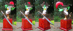captain_celaeno daisymane photo sculpture sword weapon