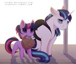 bag evehly filly highres shining_armor twilight_sparkle