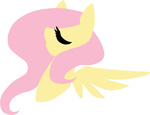 fluttershy monsterbunnies simple transparent