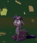 on_fire paper paper-pony princess_twilight twilight_sparkle