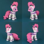 amandkyo-su custom fillisecond pinkie_pie power_ponies sculpture