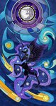 absurdres highres kanochka nightmare_moon watermark