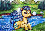bubbles g1 highres lolliangel123 traditional_art