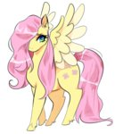 fluttershy highres sunny-dean