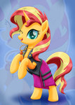 absurdres clothes highres lifesharbinger sunset_shimmer