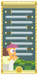 bed highres janeesper scootaloo sword tarot weapon