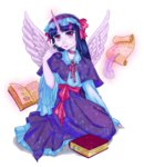 book catofrage equestria_girls glasses humanized princess_twilight twilight_sparkle